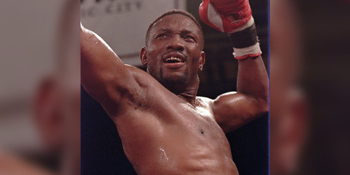 Boxing legend Pernell 'Sweet Pea' Whitaker killed in Virginia Beach crash
