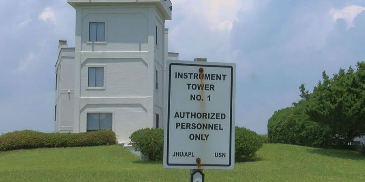 The towers of Topsail Island: History that still stands