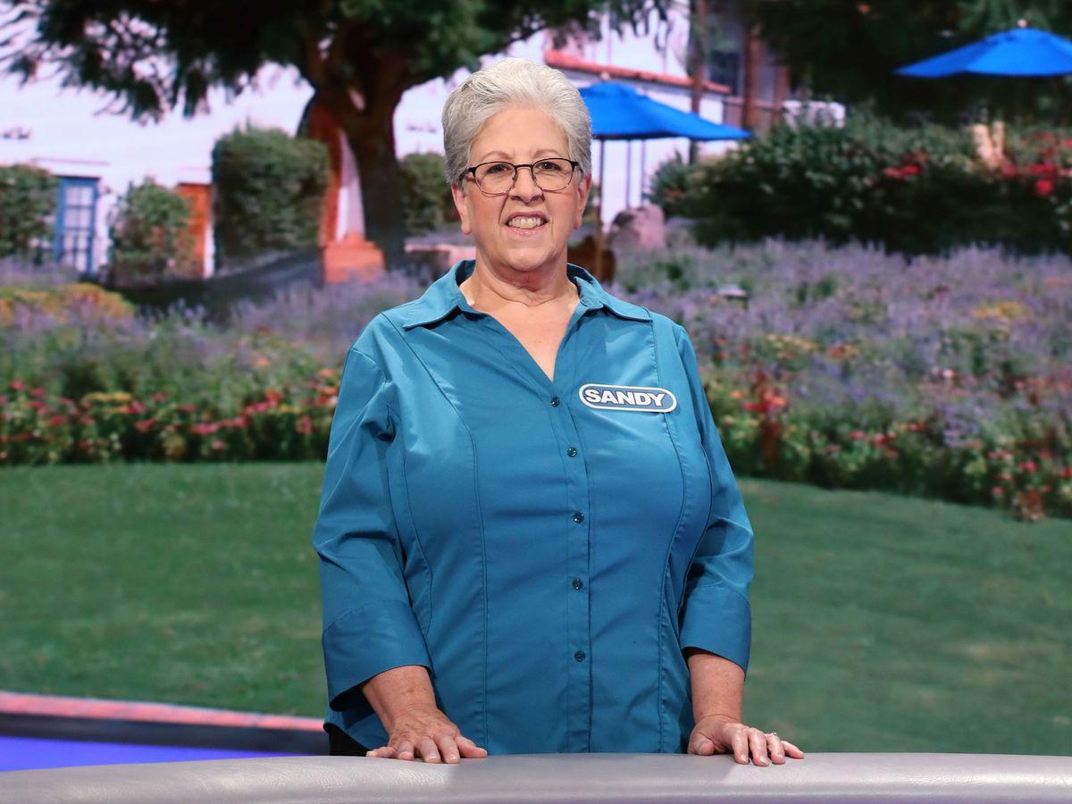 Brunswick Co. woman wins big on 'Wheel of Fortune'