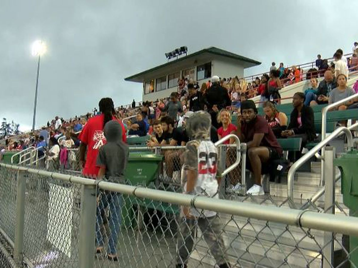 Weather cancels 33rd BB&T Football Jamboree