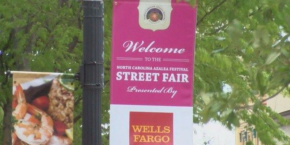 Downtown businesses prepped for Azalea Fest