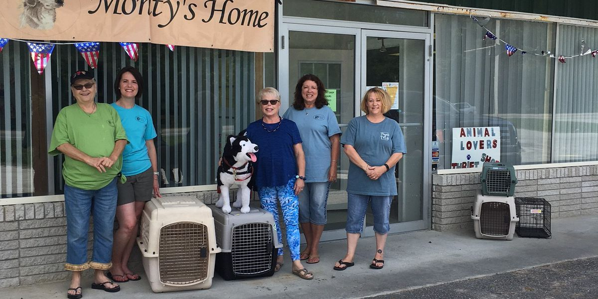 Animal rescue group opens new thrift store