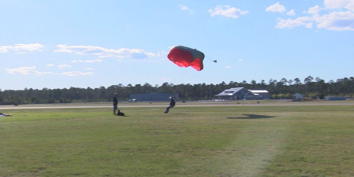 Cape Fear Regional Jetport director discusses skydiver accident