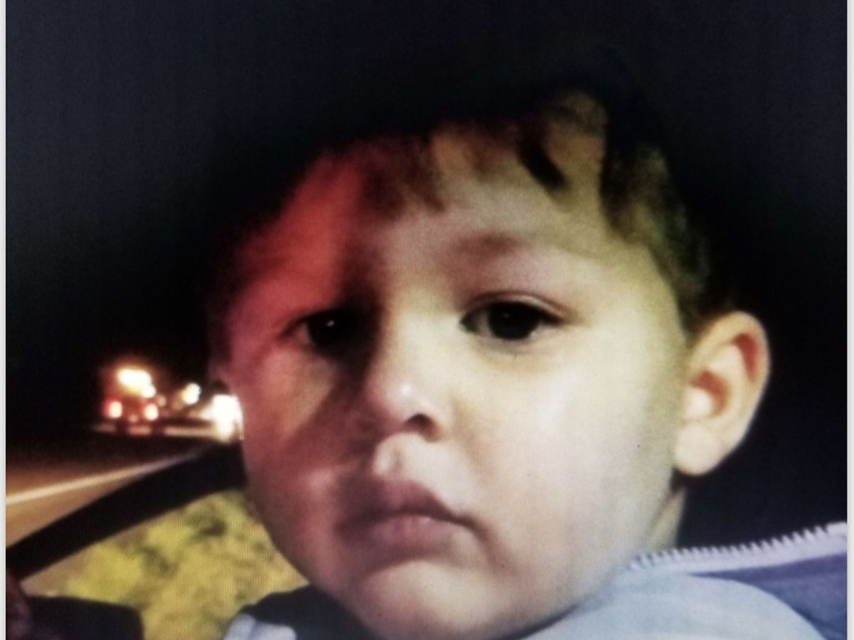 UPDATE: Child identified after being found alone