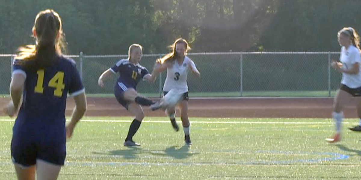 High school playoffs getting underway for women's soccer and softball teams