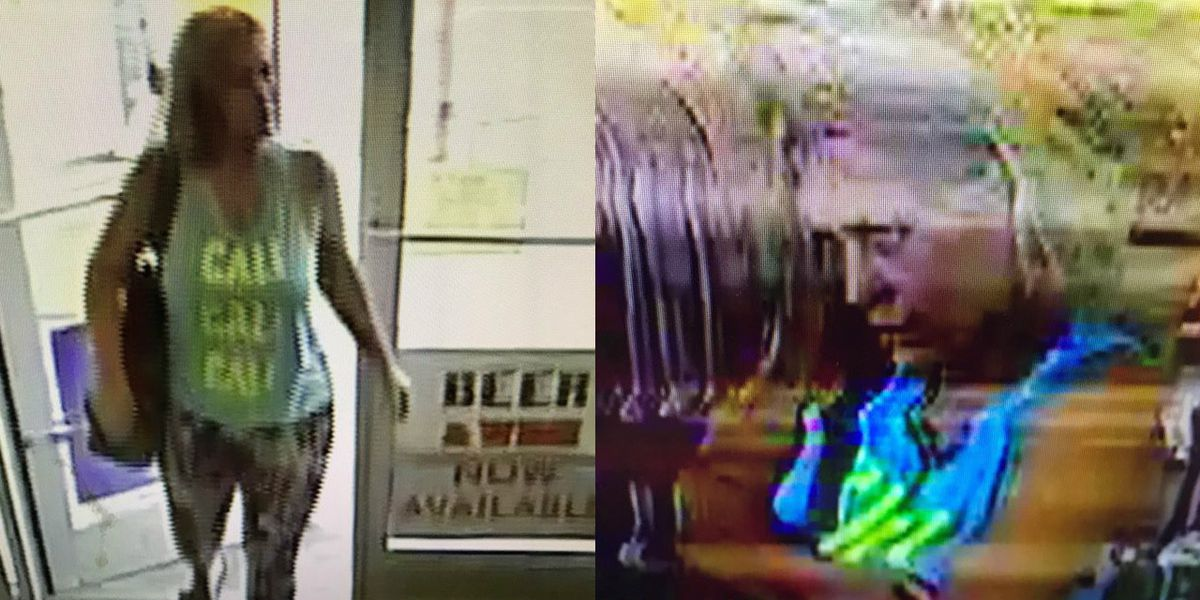 KNOW HER? Detectives seek to ID suspected beer thief