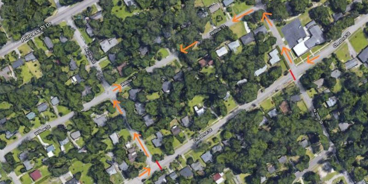 TRAFFIC ALERT: Portion of Chestnut St. closed for sewer repair