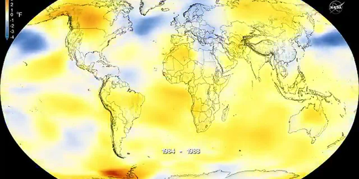 2018 was the 4th hottest year on record, NASA says