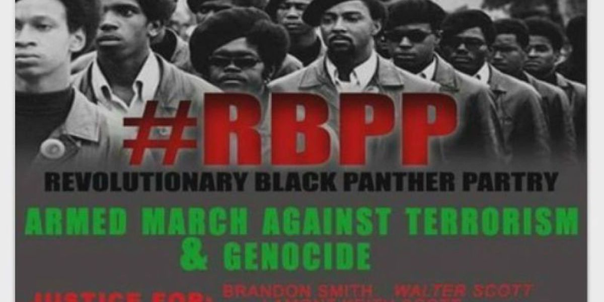 My turn: coverage of the Revolutionary Black Panthers