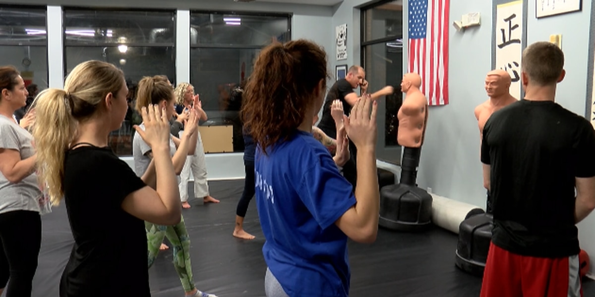 Free self defense classes to bring life-long skills to the community