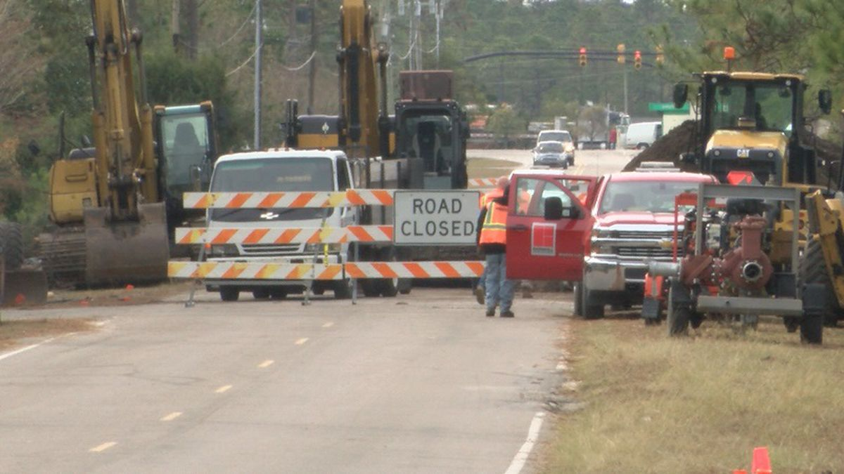 Boiling Spring Lakes residents ready for well-traveled road to be repaired