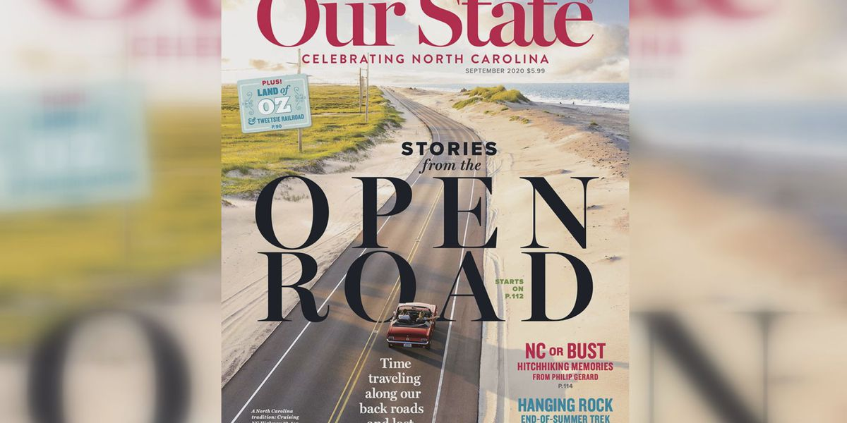 Go on a road trip with 'Our State' this month