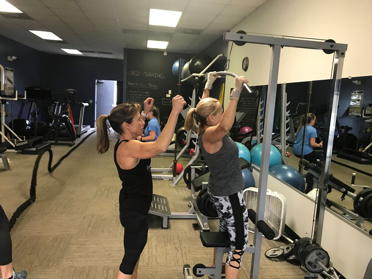Get Fit With 6 Fitness And Nutrition For Women Over 50 One of the weakest movements for all women of all ages is pressing upward overhead, says perkins. fitness and nutrition for women over 50