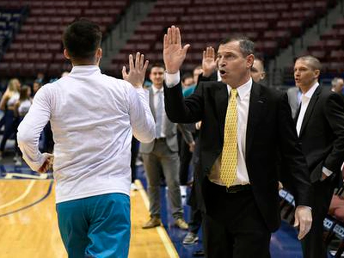 "Former UNCW head basketball coach says he was ""stunned"" by dismissal"