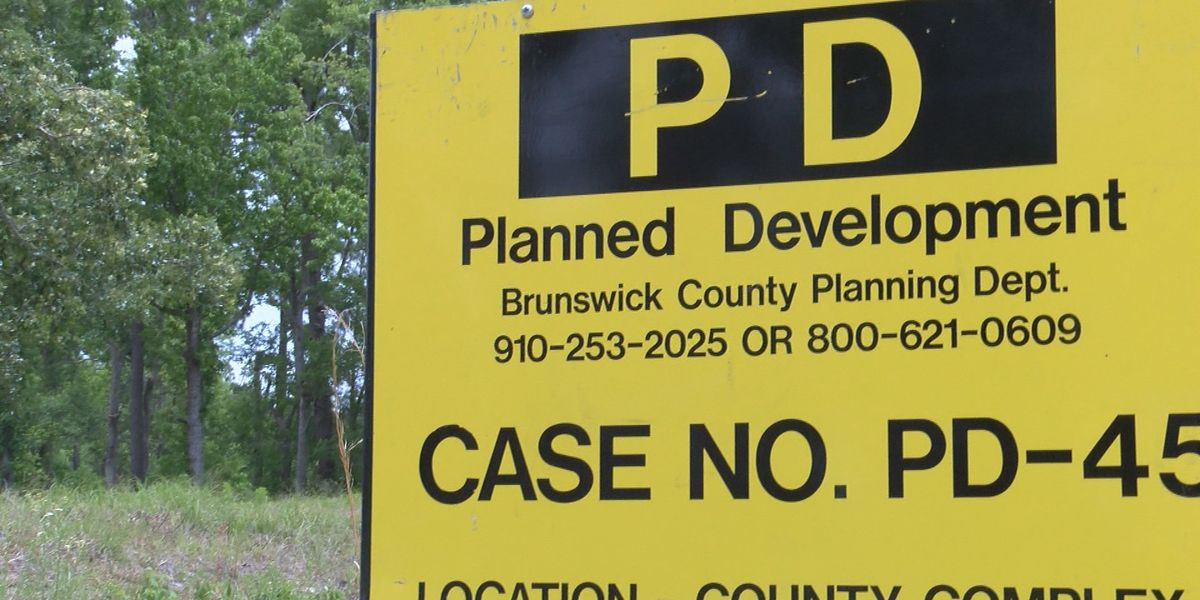 UPDATE: Planning board approves five residential developments in Brunswick County