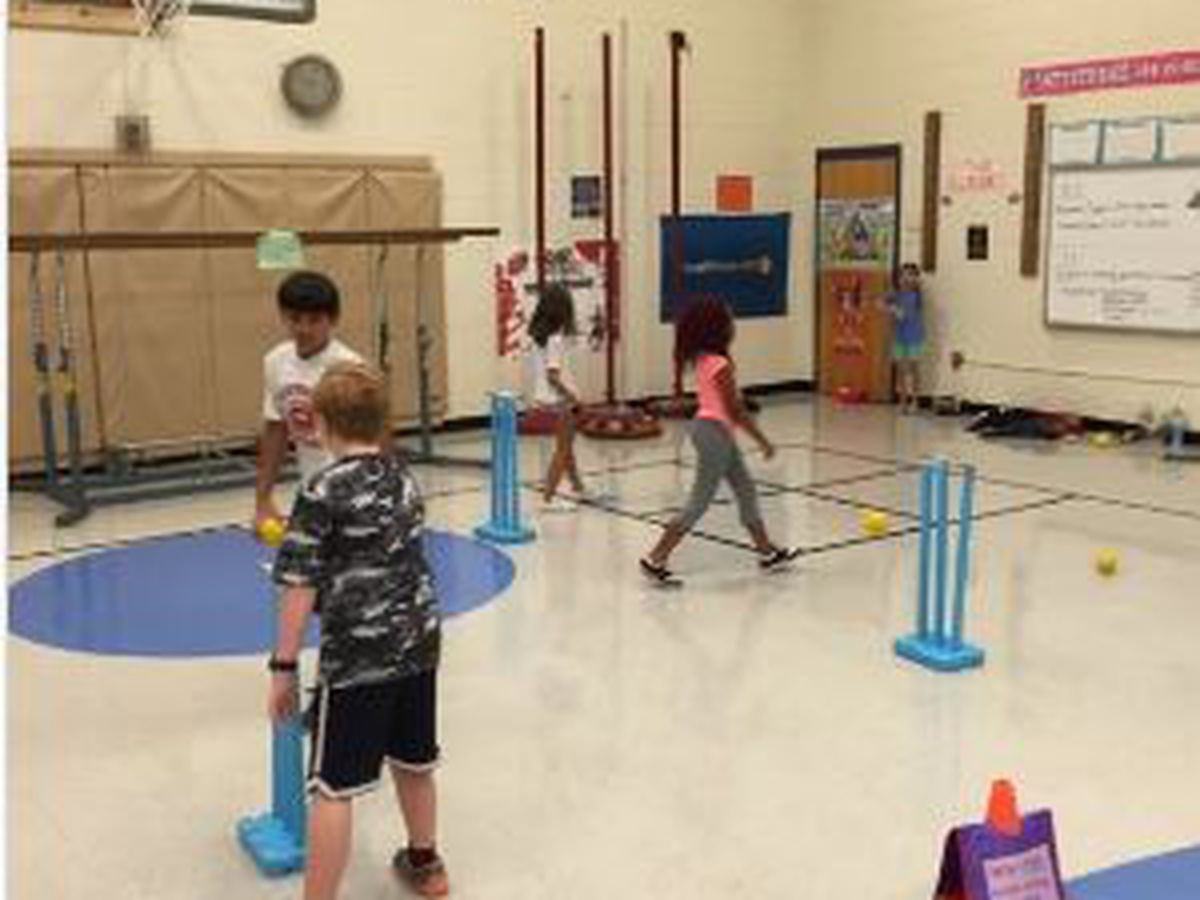 COMMUNITY CLASSROOM: Teacher wants pickleball and hockey equipment for students