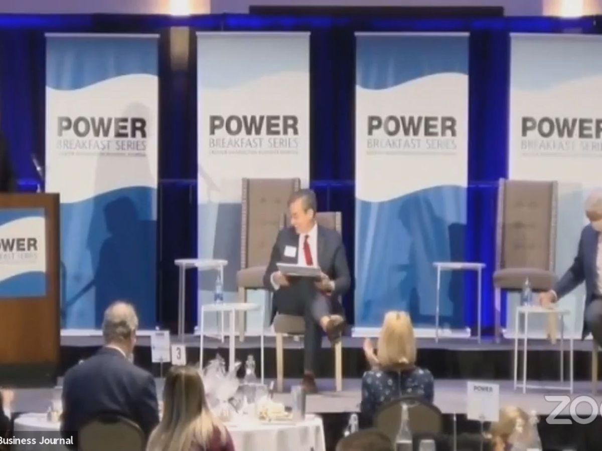Candidates face off on issues at Greater Wilmington Business Journal power breakfast