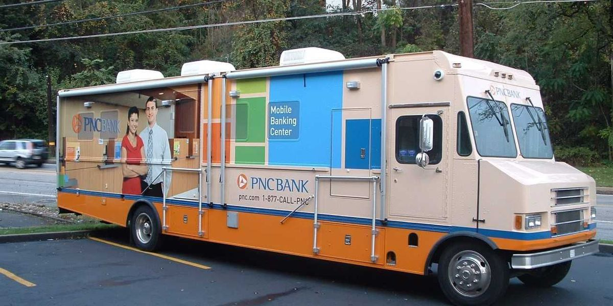 PNC rolls out mobile banking unit in Wilmington