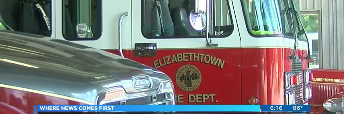 Fire Departments are facing shortage of volunteers