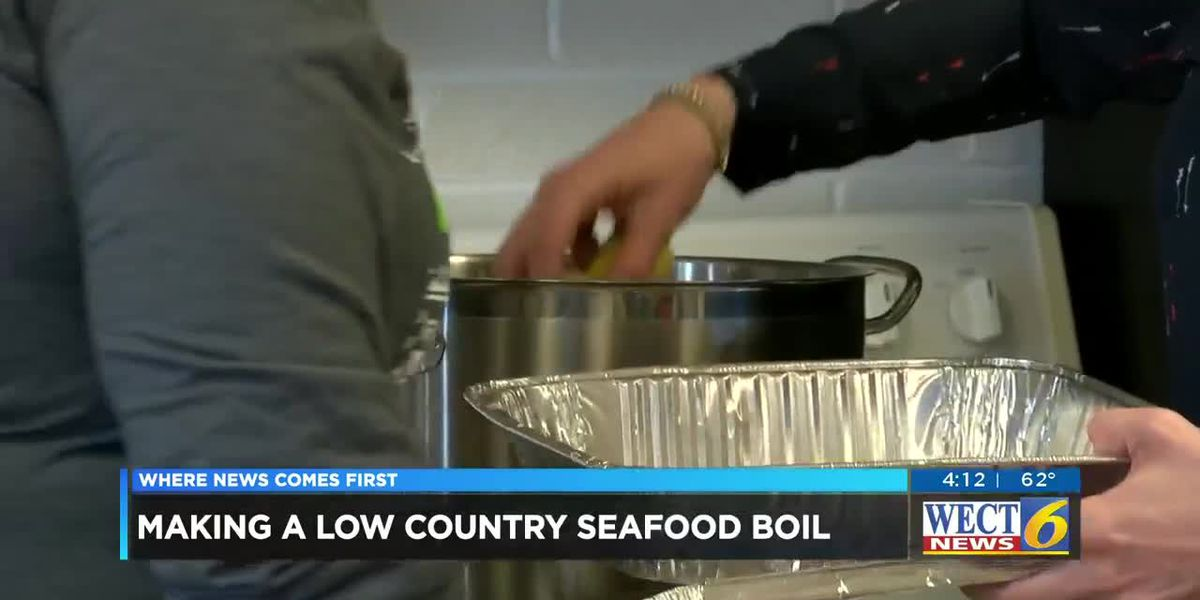 Shuckin' Shack shares recipe for Low Country Boil