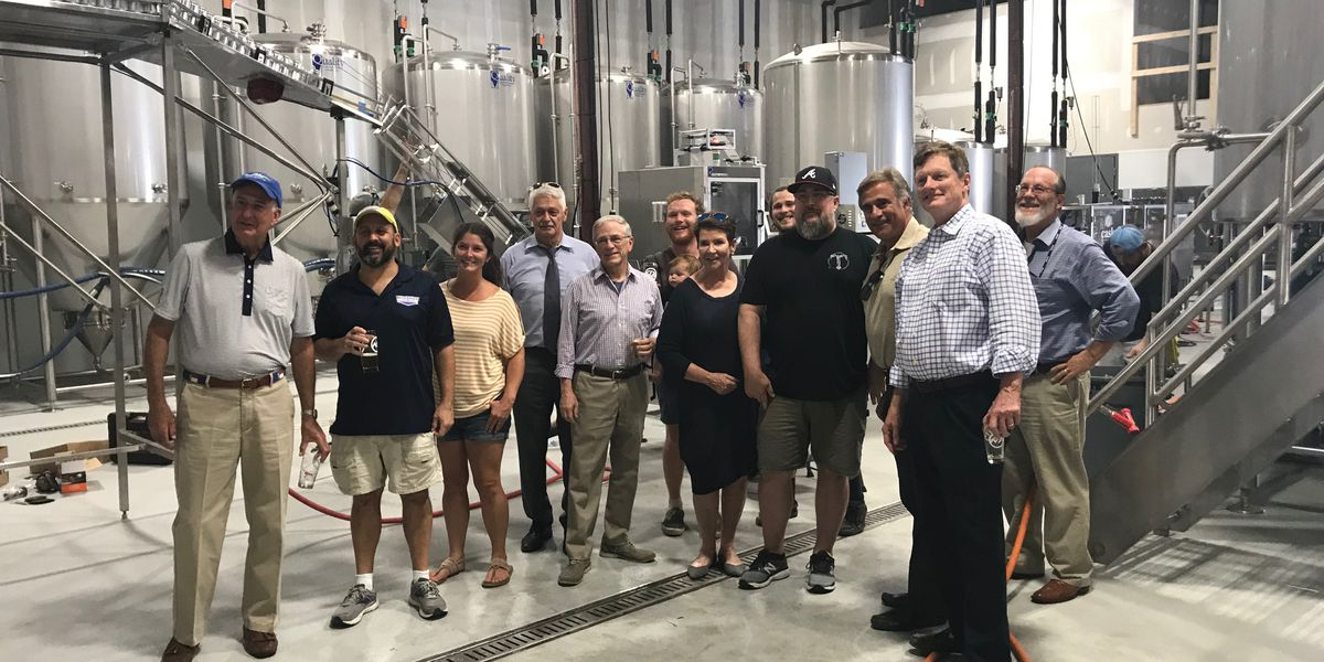 Elected leaders tour Wilmington breweries, listen to industry concerns