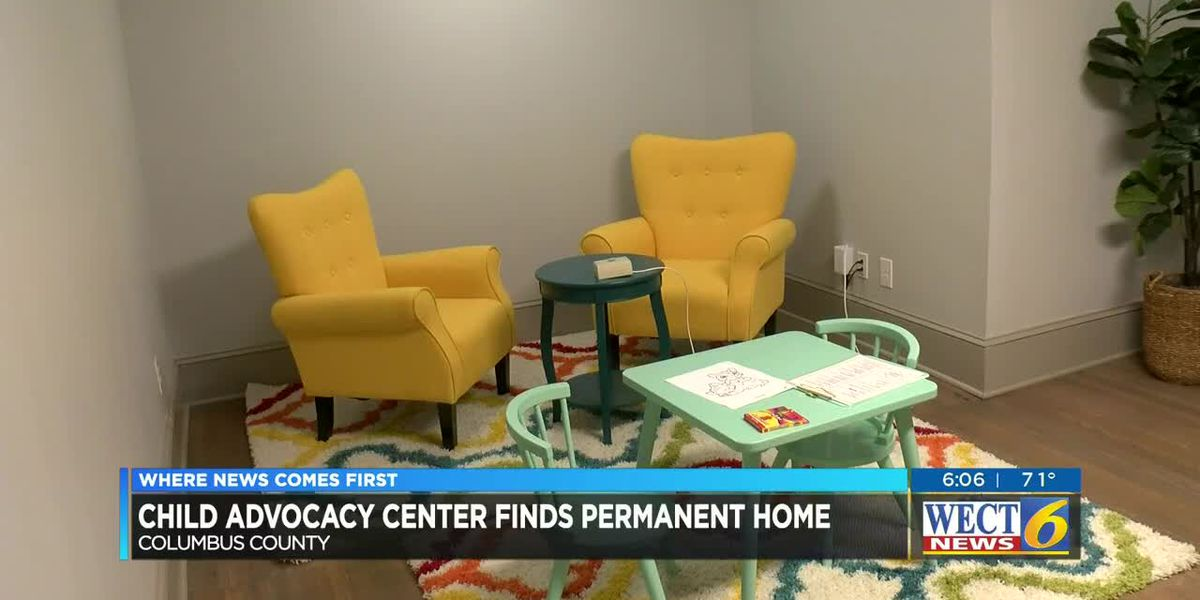 New Child Advocacy Center opens in Whiteville