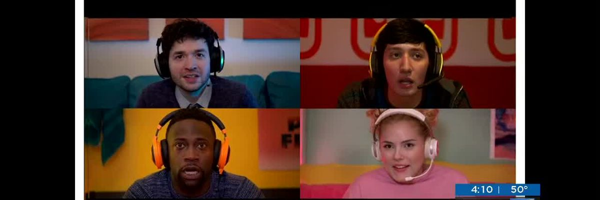 North Carolina filmmaker's musical about four online gamers screens at Cucalorus