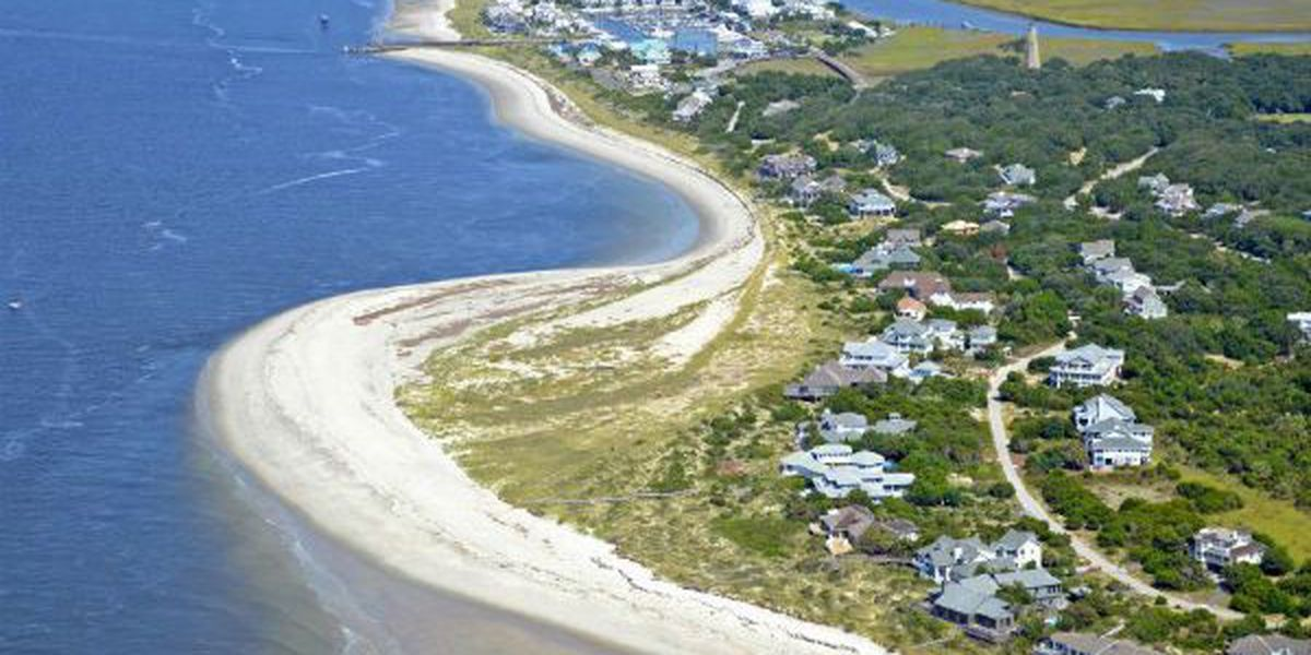 Bald Head Island sets curfew for Monday night