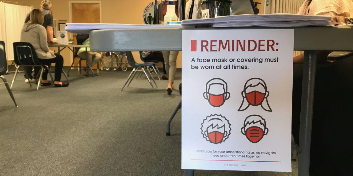 Bladen County Health Department partners with schools to vaccinate teachers