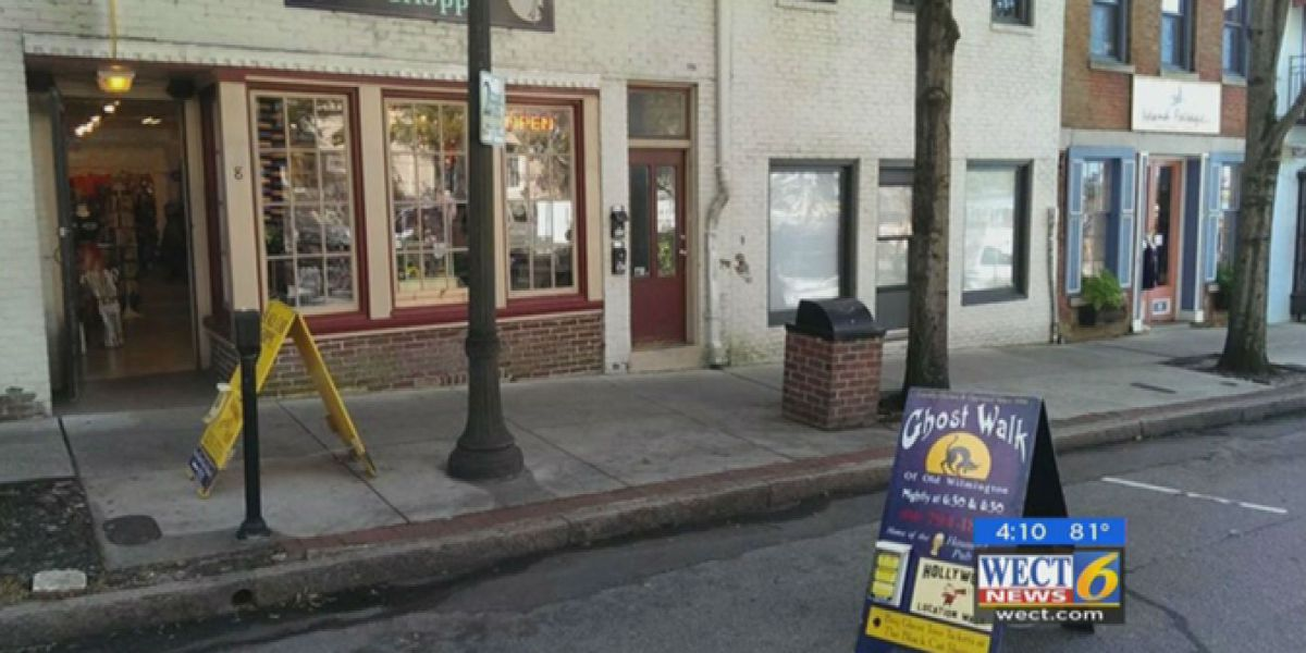 First at Four: Get in spooky spirit with Ghost Walk of Old Wilmington
