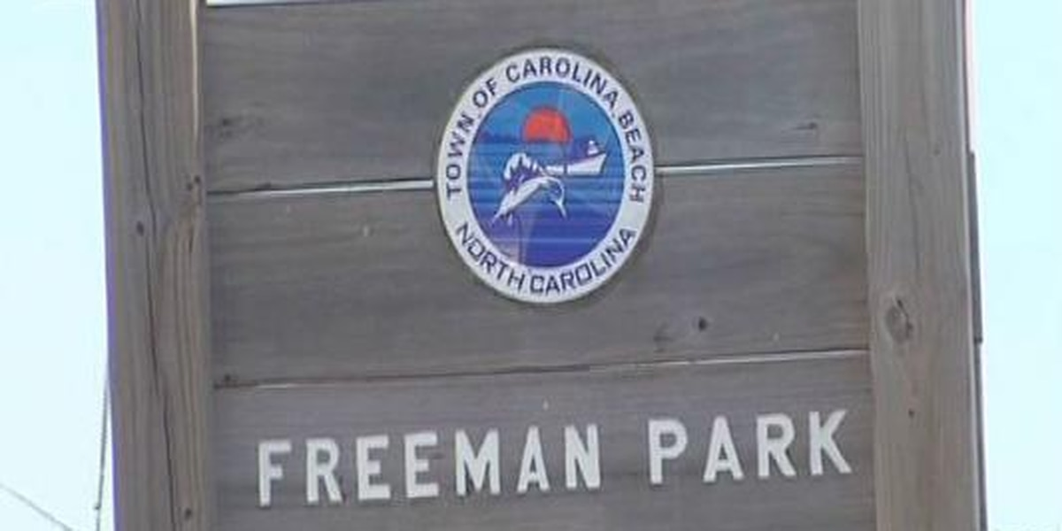 From condo owners to the town, how Carolina Beach claims ownership of Freeman Park's entrance