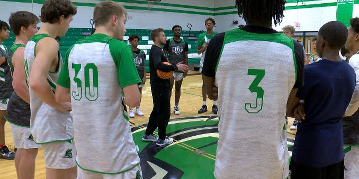 West Brunswick football players ready to make impact on basketball court