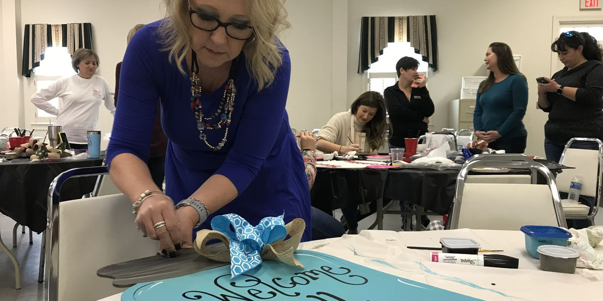 The Side Hustle: Dental hygienist spreads smiles with her natural artistic abilities and southern hospitality
