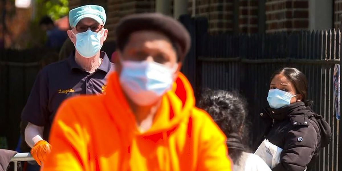Medical-grade masks offer far better protection than cloth ones, study says