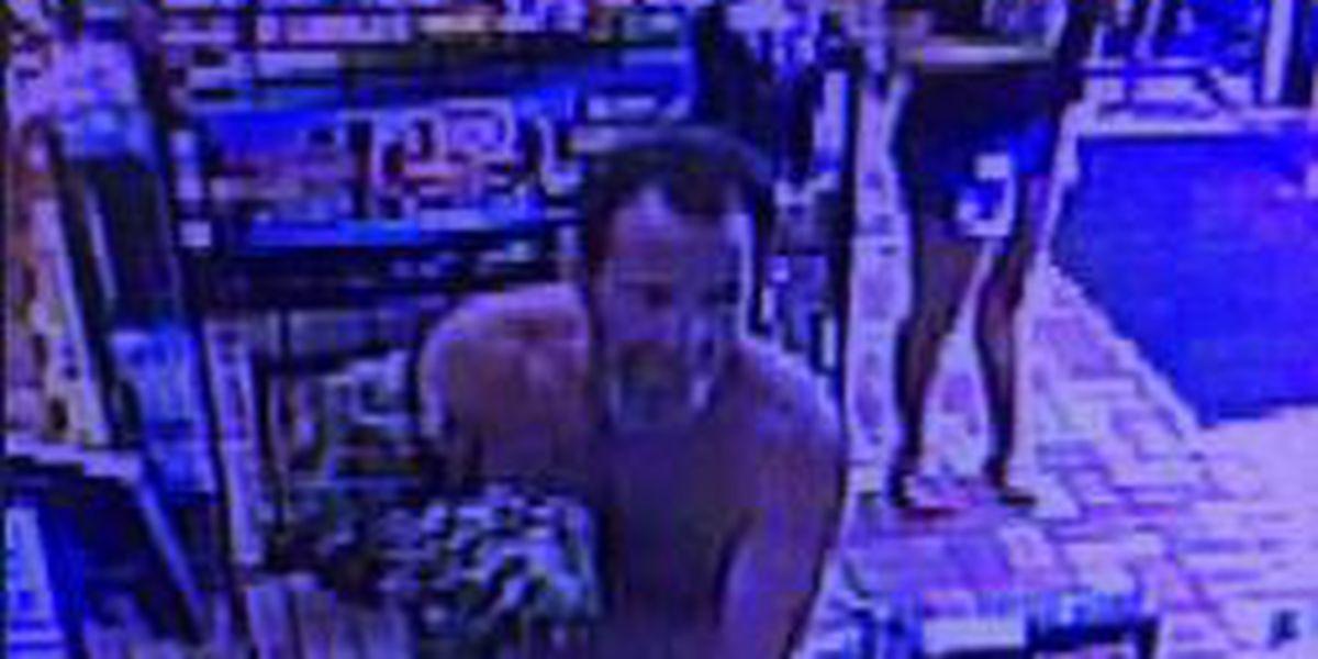 New Hanover County deputies arrest suspect in Speedway robbery