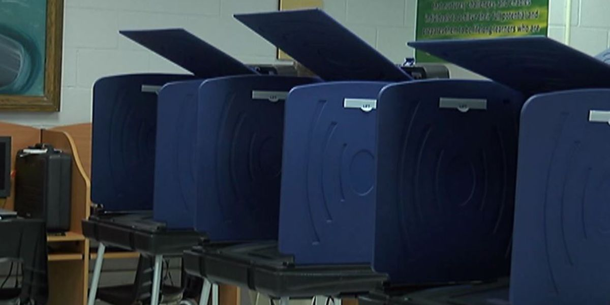 Voting equipment manufacturer giving up on NC for now