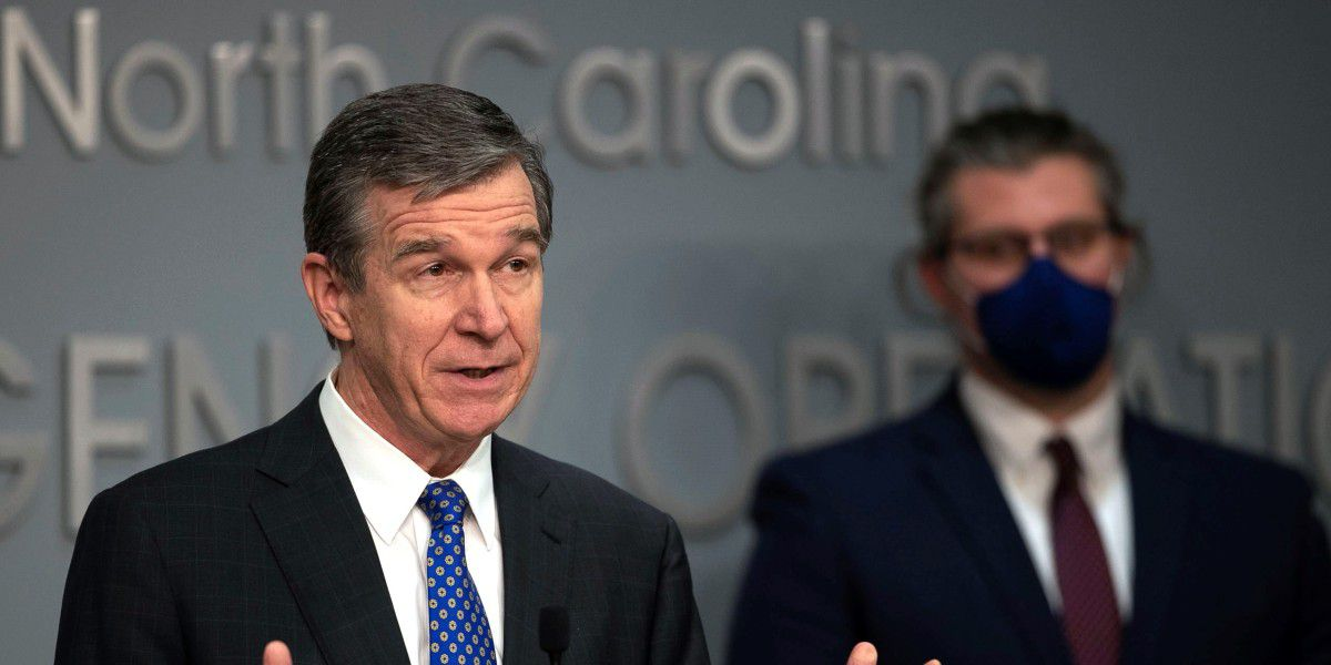 Gov. Roy Cooper signs executive order to extend moratorium preventing N.C. evictions