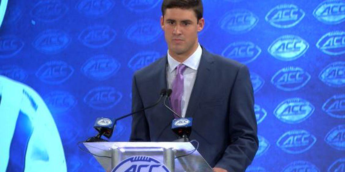 QB Jones, LB Giles-Harris to leave Duke early for NFL draft