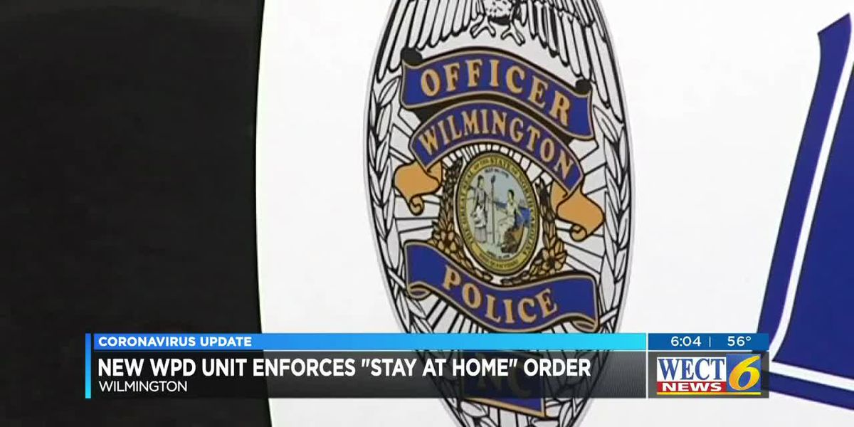 WPD deploys new Community Compliance Unit to enforce 'stay at home' order