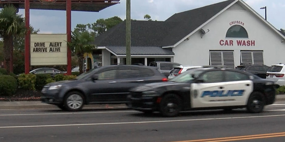 Wilmington PD partners with businesses to encourage safe driving on S. College Rd