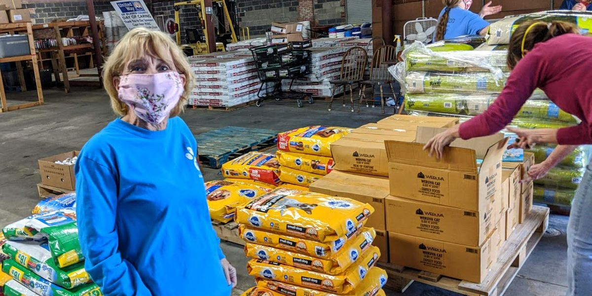 Non-profit helps struggling families feed their pets during Covid-19 Crisis