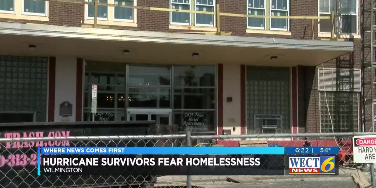 Hurricane survivors frustrated with nowhere to go after FEMA transitional sheltering assistance dead