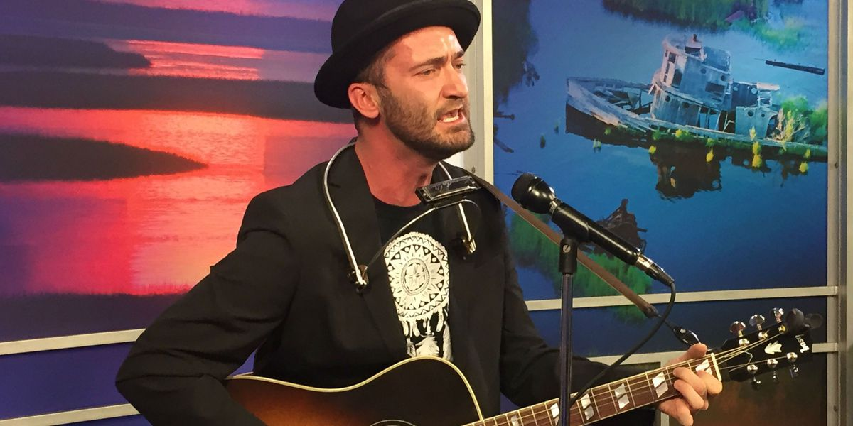 First at Four: Wilmington blues artist to release new album at International Blues Challenge