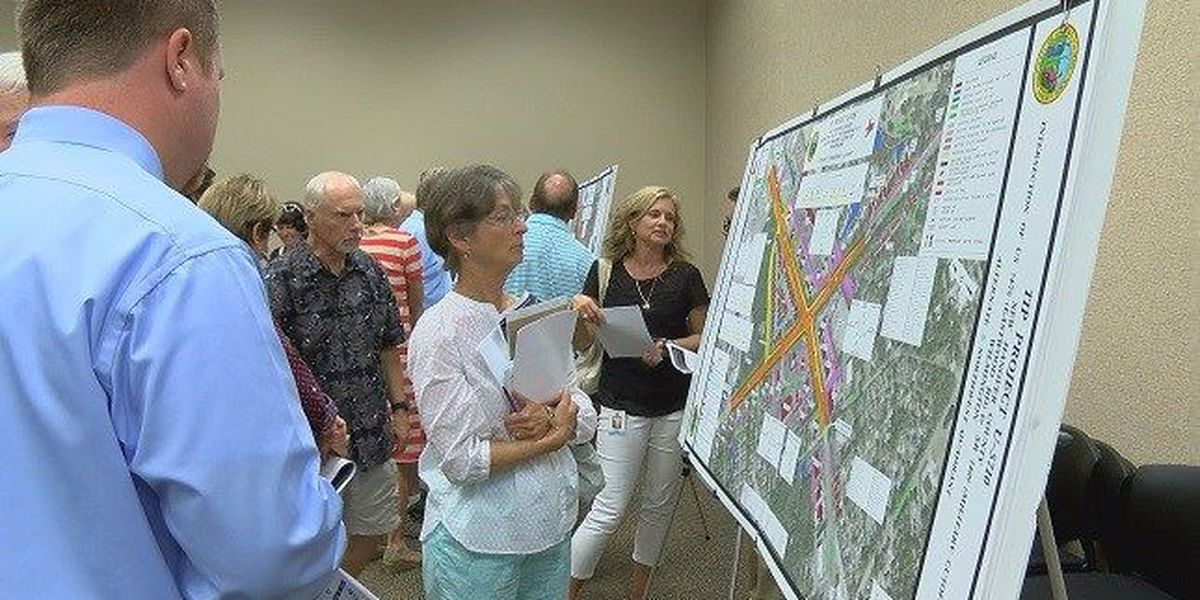 Neighbors weigh in on intersection changes