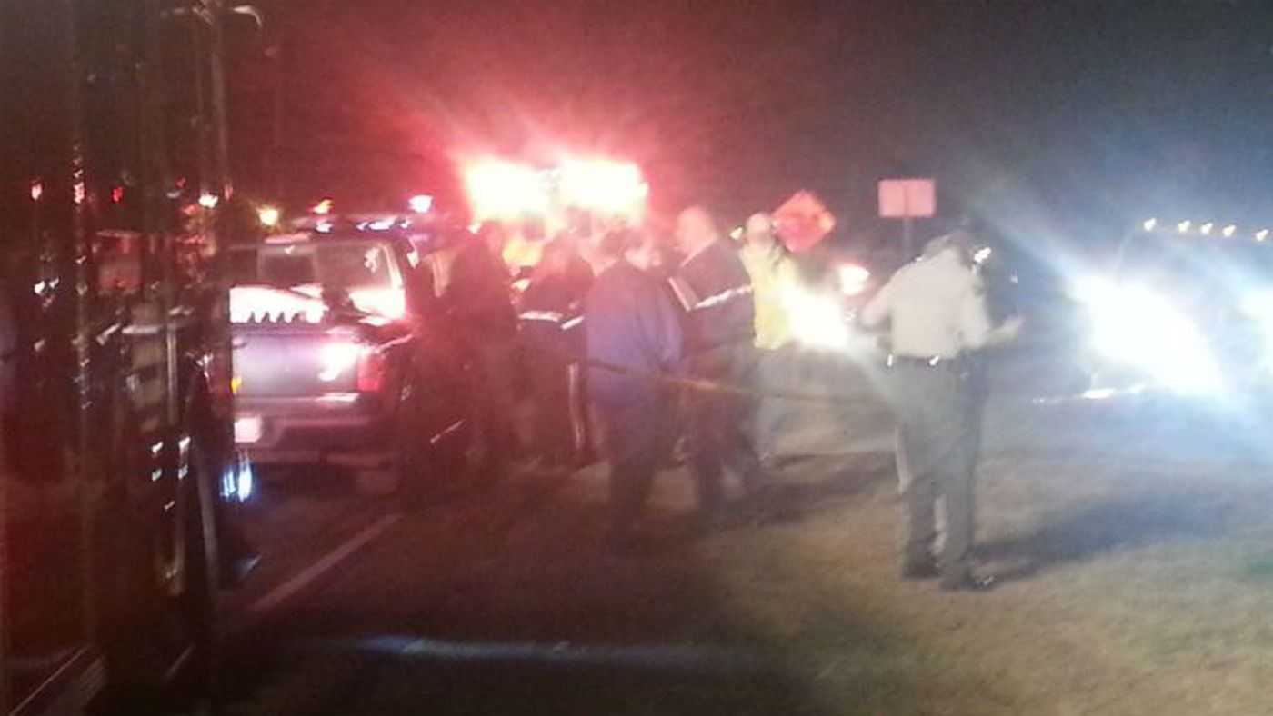 FATAL: Two car accident on U S  74 in Columbus County