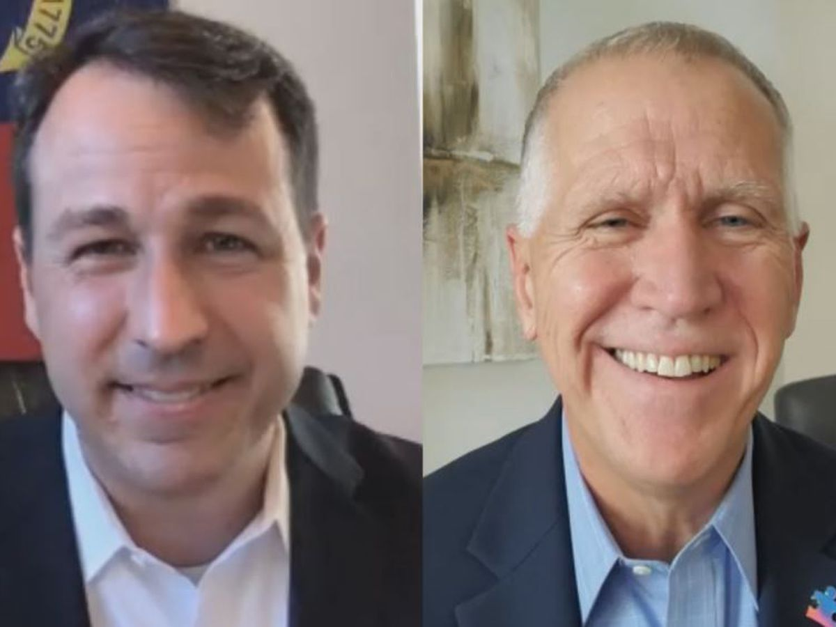 NC Senate race shatters record for money spent on advertising
