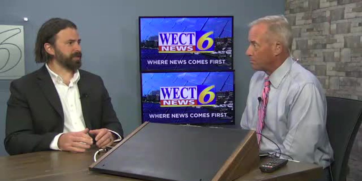 Reporter Ben Schachtman of portcitydaily.com talks about incidents that happened to a NHCS employee
