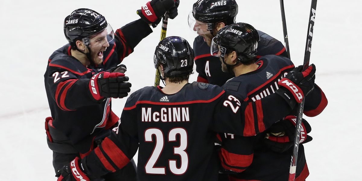 Hurricanes rally past Capitals to force Game 7