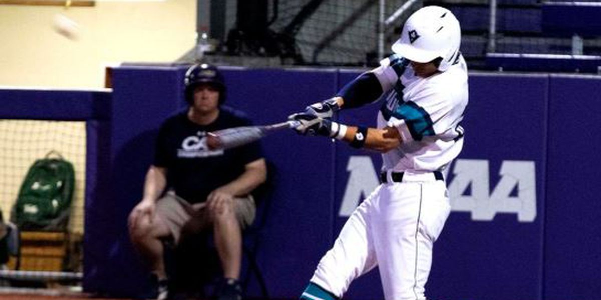 UNCW baseball advances to CAA tournament championship game