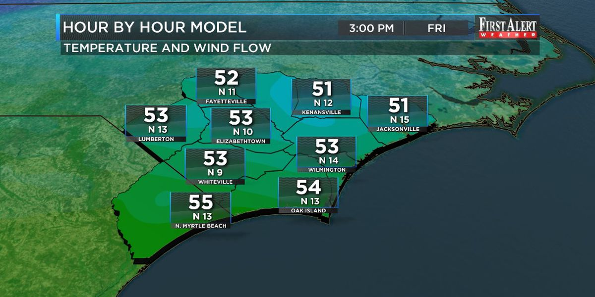 First Alert Forecast: weather to take wintry turn soon